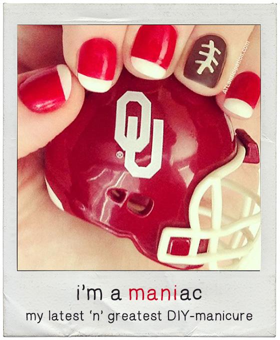 [home manicure]